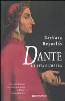 copertina Dante : la vita e l'opera