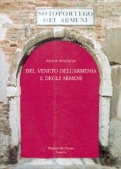 copertina Del Veneto, dell'Armenia e degli armeni