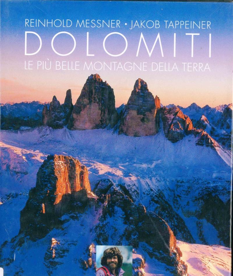 copertina Dolomiti : le più belle montagne della terra
