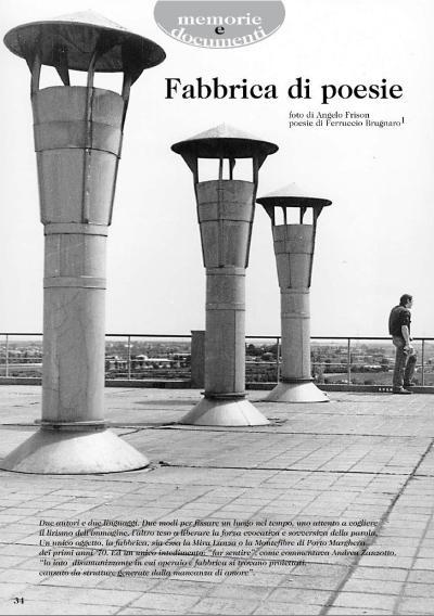 copertina Fabbrica 1975