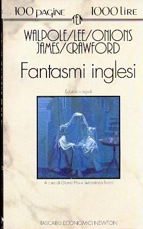 copertina Fantasmi inglesi