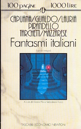 copertina Fantasmi italiani