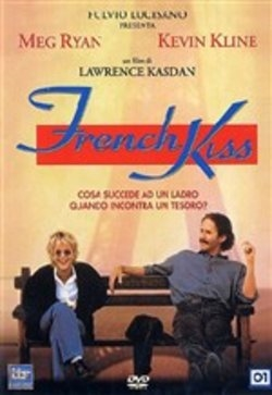 copertina French kiss [DVD]