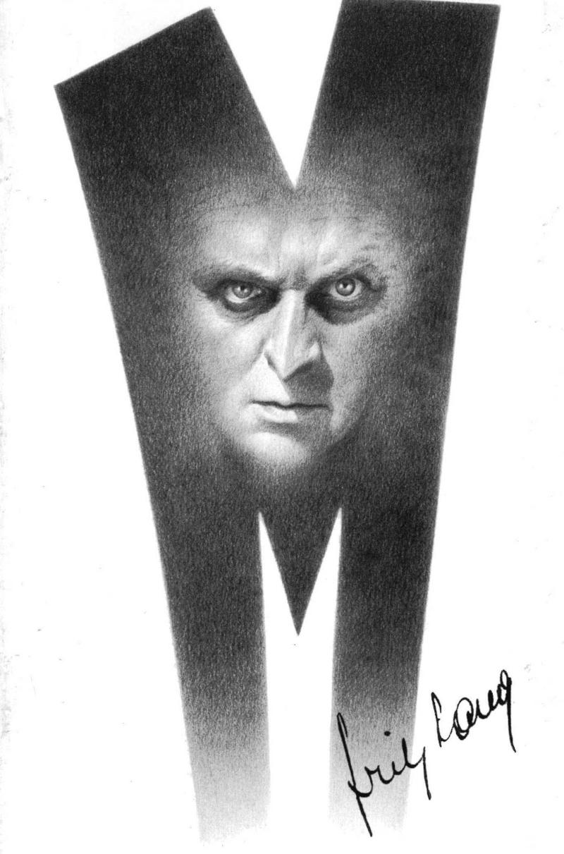 copertina Fritz Lang