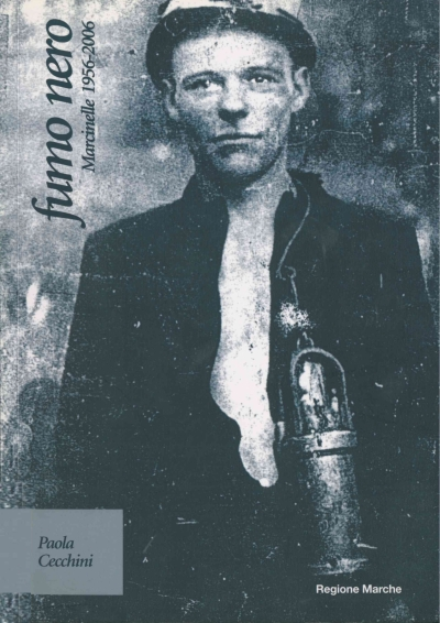 copertina Fumo nero : Marcinelle 1956-2006