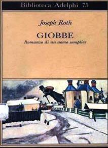 copertina Giobbe : romanzo di un uomo semplice
