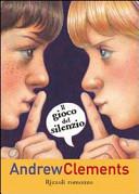 copertina Il gioco del silenzio