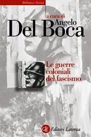 copertina Le guerre coloniali del fascismo