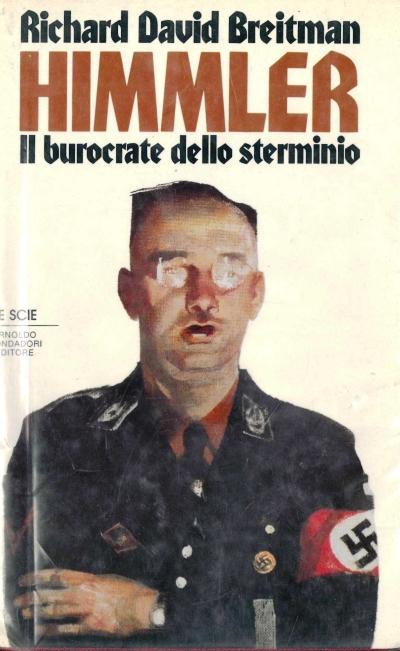 copertina Himmler : il burocrate dello sterminio