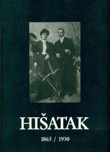 copertina Hisatak, 1865-1930 : immagini e memorie: da album di famiglie armene tra Ottocento e Novecento