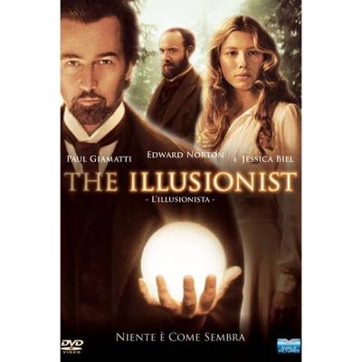 copertina The illusionist = L'illusionista [DVD]
