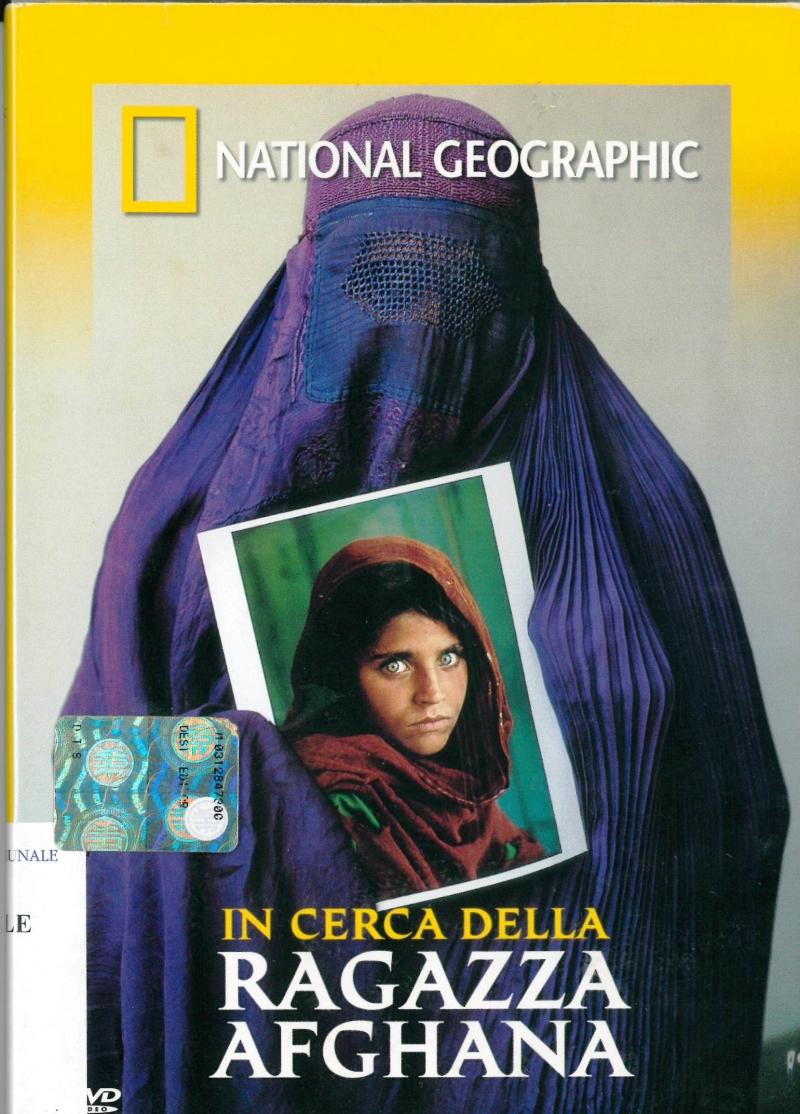 copertina In cerca della ragazza afghana [DVD]