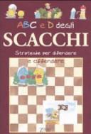 copertina ABC e D degli scacchi