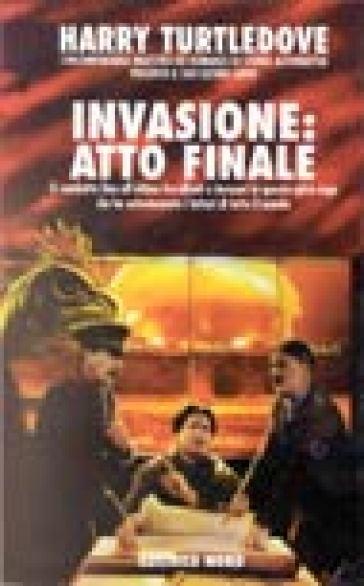 copertina Invasione : atto finale