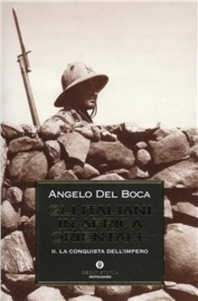copertina Gli italiani in Africa Orientale