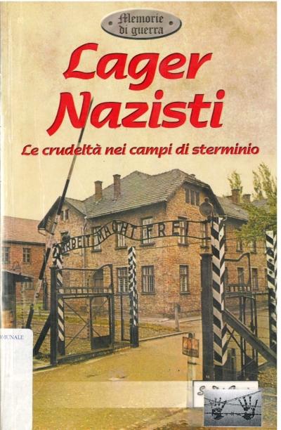 copertina Lager nazisti