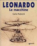 copertina Leonardo : le macchine