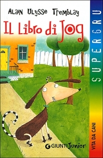 copertina Il libro di Jog