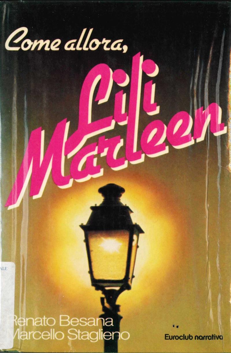 copertina Lili Marleen