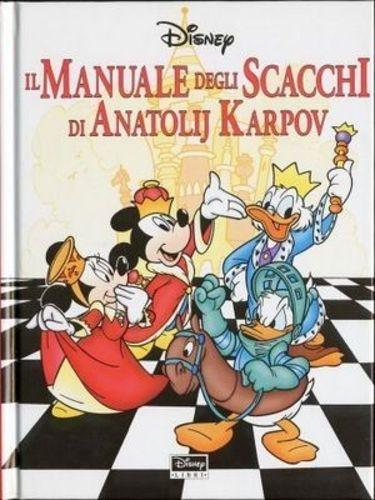 copertina Il manuale degli scacchi
