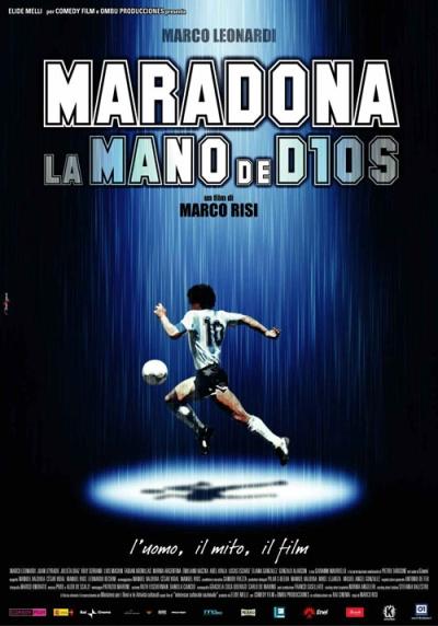 copertina Maradona, la mano de Dios [DVD]