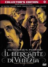 copertina Il mercante di Venezia [DVD]