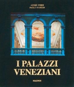 copertina I palazzi veneziani