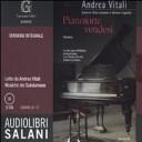 copertina Pianoforte vendesi [Audiolibro] : romanzo