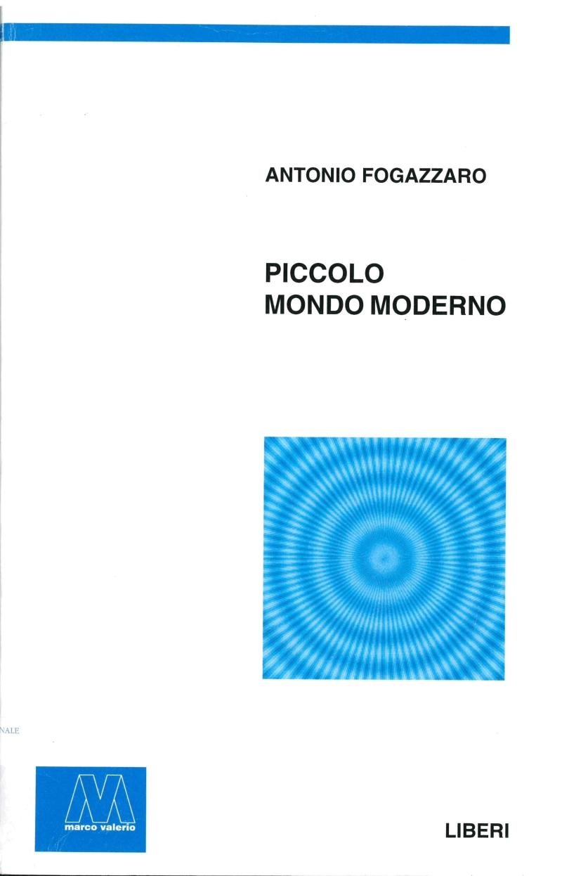 copertina Piccolo mondo moderno