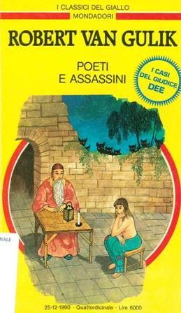 copertina Poeti e assassini