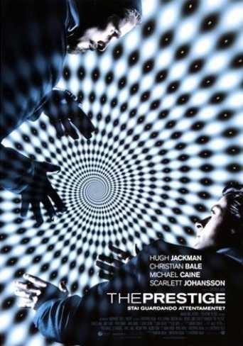 copertina The prestige : un film [DVD]