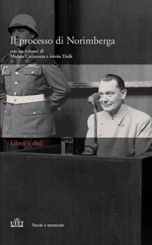 copertina Il processo di Norimberga tra storia e giustizia