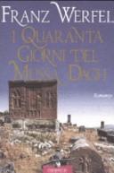 copertina I quaranta giorni del Mussa Dagh : romanzo