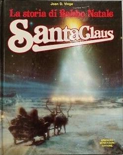 copertina Santa Claus : un romanzo