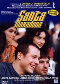 copertina Santa Maradona [DVD]