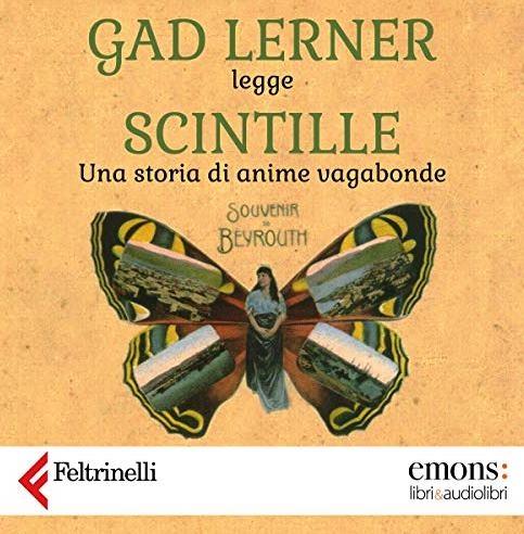 copertina Scintille [Audiolibro]