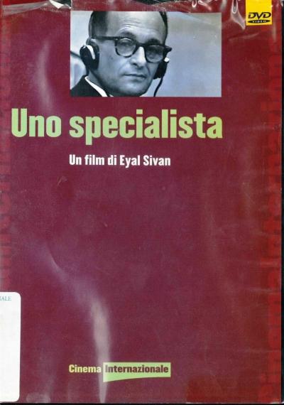 copertina Uno specialista [DVD] : un film