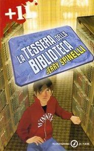 copertina La tessera della biblioteca