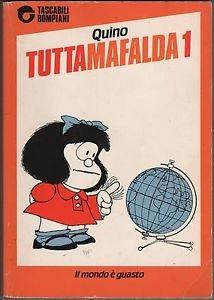 copertina Tuttamafalda 1 : il mondo è guasto
