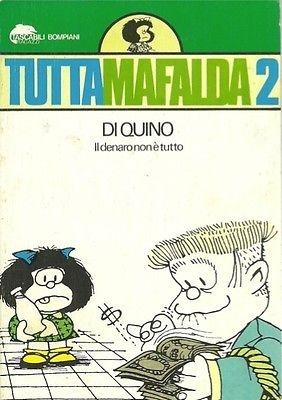 copertina Tuttamafalda 2 : il denaro non è tutto