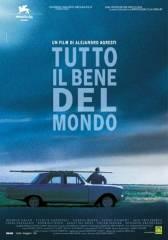 copertina Tutto il bene del mondo [DVD] : un film