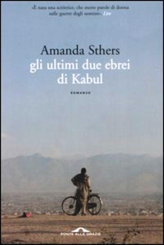 copertina Gli ultimi due ebrei di Kabul