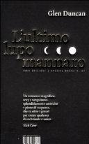 copertina L'ultimo lupo mannaro : romanzo