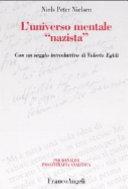 """copertina L'universo mentale """"nazista"""""""