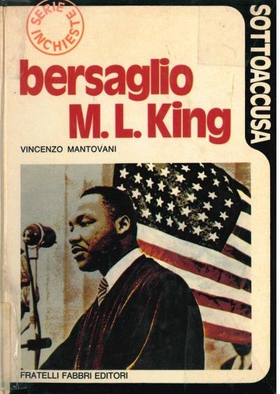 copertina Bersaglio Martin Luther King