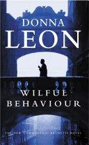 copertina Wilful behaviour