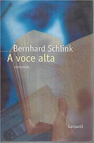 copertina A voce alta