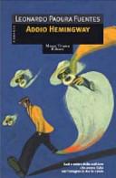 copertina Addio Hemingway