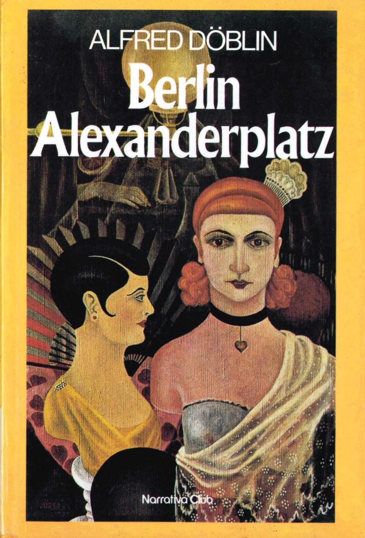 copertina Berlin Alexanderplatz