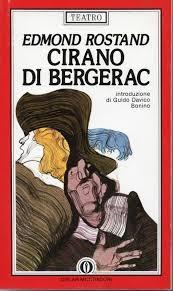 copertina Cirano di Bergerac : commedia eroica in cinque atti in versi